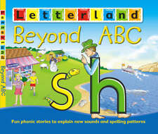 Letterland Beyond ABC by  Lyn Whedon NEW Book 9781862097902 includes CD