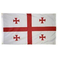 5ft x 3ft high knight templar flag preceptory freemason masonic georgia