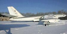 Myasishchev M-4 Strategic Bomber Aircraft Wood Model Replica Small Free Shipping