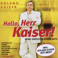 CD Roland Kaiser Best Of Seine Größten Deutsch ges. Internationale Hits + Hitmix