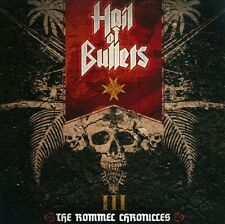 HAIL OF BULLETS III: The Rommel Chronicles CD