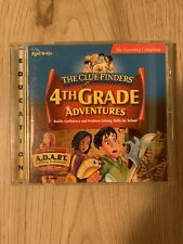 The Learning Company Clue Finders 4th Grade Adventures for Pc, Mac