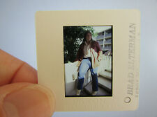 Original Press Photo Slide Negative - Meat Loaf - 1979 - T