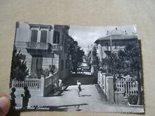 CARTOLINA DI RIMINI, VIALE CORMONS, ANIMATA, NON VG., ANNI '50