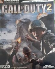 Call Of Duty 2 - XBox 360 and PC Official Strategy Guide Book