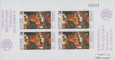 Bulgarie Block198 (complète edition) neuf avec gomme originale 1989 Briefmarkena