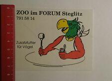 Pegatina/sticker: zoo en el foro Steglitz (191116132)