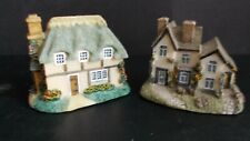 A PAIR OF COUNTRY COTTAGES