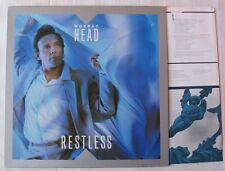 MURRAY HEAD  (LP 33T) RESTLESS -  FRANCE 1984