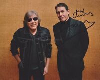 Jools Holland HAND SIGNED 8x10 Photo, Autograph, Squeeze, Piano (D)