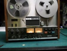 TEAC reel to reel tape deck for parts or fix