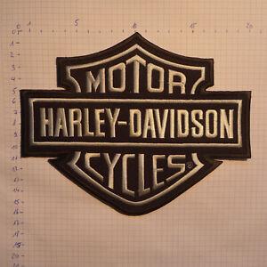 Harley Davidson Patch Aufnäher  20cm x 16cm