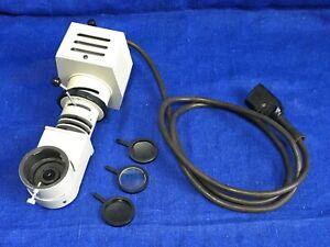 LOMO Biolam Luminescent illuminator OI-28 to microscope