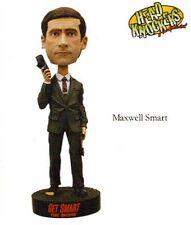 "GET SMART 2008 Movie Maxwell Smart Polyresin BOBBLEHEAD WOBBLER NODDER 8"" New"