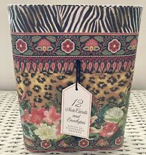 Punch Studio Box Of 12 Notecards and Envelopes