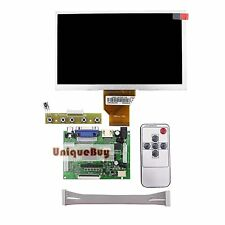 "For Raspberry Pi (HDMI+VGA+2AV) Driver Board+7"" Inch TFT Monitor AT070TN92 LCD"