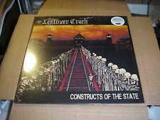 LP:  LEFTOVER CRACK - Constructs Of The State SEALED NEW + digital download