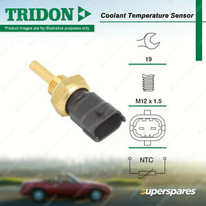 Tridon Coolant Temperature Sensor for Holden Astra TS AH Barina XC Tigra XC
