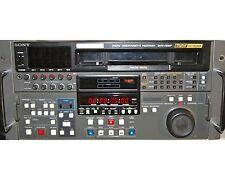 Sony Digital Videocassette Recorder DVW-A500P; Digital BETACAM 01
