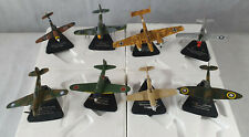 Atlas Editions Diecast Model Aeroplanes, Aviation, Planes Collection, Twin Sets