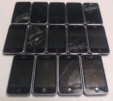 Lot of 14 Apple iPhone 3GS 8GB A1303 AT&T Black - POWER UP, GOOD LCD, READ BELOW