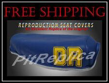 SUZUKI DR250 DR250 1984-1985 '84-'85 SEAT COVER [SSVTS]