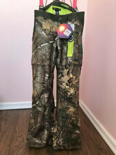 Under Armour Camo Speed Freek Womens Hunting Pants Size Small 1247076 Infrared