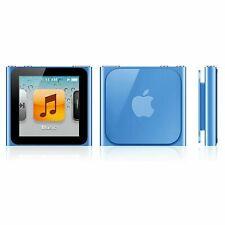 Apple Ipod Nano 6th Generación Azul (8GB) - Bien Cuidada