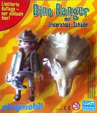 PLAYMOBIL/Dino Ranger/Original Nuovo E Ovp EDIZIONE LIMITATA ORIGINALE-personaggio