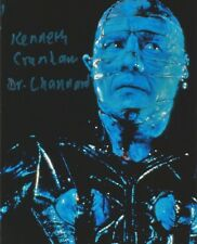 Kenneth Cranham Signed Hellraiser 10x8 Photo AFTAL