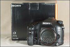 Sony Alpha a77 II 24.3MP Digital SLR Camera - Black (Body Only) - Near Mint