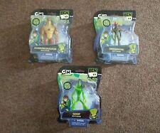 Ben 10 Alien Force Series 2 Key Chains Complete Set. 2008