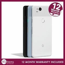 Google Pixel 2 G011A 64/128GB Android Móvil Smartphone Negro/Blanco Desbloqueado/EE