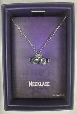 Buffy the Vampire Slayer 20th Anniversary - Claddagh Ring Necklace