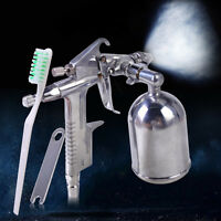 0.5mm Düse Spritzpistole Airbrushpistole Pistole + Becher Air Paint Spray gun