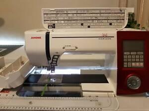 Janome Horizon 7700 QCP sewining Machine