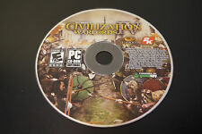 Sid Meier's Civilization IV: Warlords (PC, 2006) *Disc Only