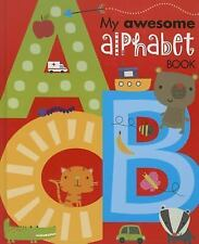 My Awesome Alphabet Book (2015, Board Book)