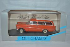 Minichamps 430 04321 1:43 Opel Rekord P1 Caravan 1958-1960 perfect mint in box
