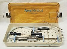 Lot Axya 1104 Medical Axyaweld Suture Welding W Case Amp Tools Cpics4details