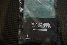 BEARZ Outdoor Microfiber Towel Set, 2 Pack Quick Dry Towel. Lightweight...