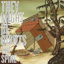 THEY MIGHT BE GIANTS-THE SPINE CD NEW