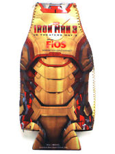 Marvel Iron Man 3 Promotional Beer Koozie Marvel Comics Coozie Verizon Fios New