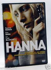 Hanna DVD Región 2
