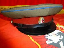 Military Russian USSR officer KGB service cap 1950s