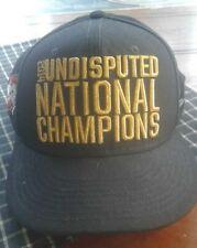 Ohio State Buckeyes NCAA 2014 National Champions Nike Adjustable Hat
