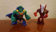 DC Action League Martian Manhunter & Deadman Dead Man Brave & Bold