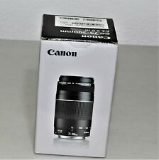 Canon EF 75-300mm F/4-5.6 III  Telephoto Lens