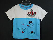 New Jumping Beans Size 18 Months Infant Boys Ocean Theme T-Shirt - Was $12
