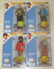 "2019 MEGO Star Trek ""8 Figure Set - Spock Captain Kirk Uhura & Romulan"